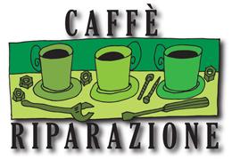 Logo dei caffé riparazione